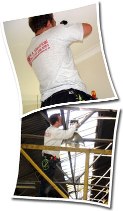 R A Eletrcial - Contact Electrician Sheffield